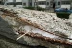 Choáng váng với bê tông cốt xốp ở Trung Quốc