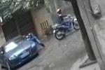 Trộm phụ tùng ôtô gây án táo tợn, chủ xe kêu cứu