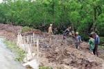 3 người chết và mất tích do bão Bebinca