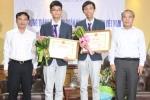 Học sinh Việt giành Huy chương Olympic Toán học được thưởng gì?
