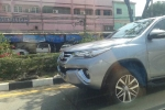 Toyota Fortuner 2016 bị 'chộp' trên đường phố Thái Lan trước giờ G