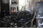 TP.HCM: 'Bà hỏa' thiêu rụi 3 căn nhà