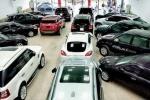 Giảm phí đăng ký xe: Xe cũ lên ngôi