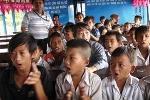 Nhịp cầu quê hương: Trường học Việt ở biển hồ Campuchia