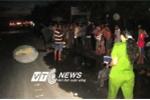 Va chạm xe tải, nữ sinh sư phạm bị cán chết