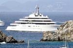 Hé lộ nơi đón năm mới 2016 của tỷ phú Abramovich và vợ con