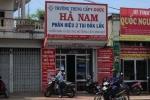 Trung cấp Y dược Hà Nam phân hiệu tại Đắk Lắk bị đình chỉ tuyển sinh