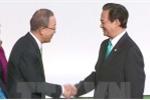 Thủ tướng Nguyễn Tấn Dũng tham dự Hội nghị về biến đổi khí hậu ở Paris