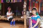 Bộ tộc đặc biệt: Người cổ dài Karen ở Tam Giác Vàng