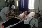 Sau tiêm vắc xin sởi: Học sinh ngất xỉu