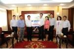 Khắc phục hậu quả mưa lũ: VNPT hỗ trợ Quảng Ninh 1 tỷ đồng