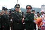 Giao lưu hữu nghị Quốc phòng biên giới Việt Nam – Trung Quốc lần 2