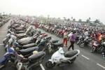 Cấm xe máy, thí điểm xe đạp công cộng ở 5 thành phố lớn