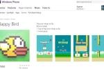 Xuất hiện bản nhái Flappy Bird trên Windows Phone