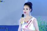 Phần thi ứng xử như quên bài học thuộc lòng của tân Hoa hậu Biển