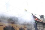 Chủ tịch Đà Nẵng trực tiếp đến hiện trường vụ cháy chỉ đạo khắc phục
