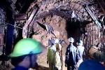 Xuất hiện 2 hố sụt lún lớn tại vị trí sập hầm thủy điện