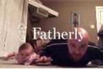 Video: 1001 bài tập thể dục 'siêu nhắng' dành cho các cặp bố con
