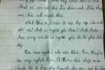 Cô bé lớp 3 gửi thư nhắc anh trai... 'không yêu sớm'