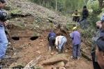 Đào mộ trộm phát hiện xác ướp 130 tuổi
