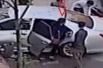 Xe Camry đâm 3 người chết thảm: Giật máy quay của nhân chứng, công an nói 'bình thường'