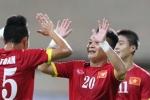 Clip: Phi Sơn ghi bàn phút bù giờ giúp Việt Nam chiến thắng