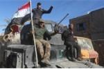 Quân đội Iraq đánh bật lực lượng IS khỏi thành trì Ramadi