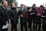 Video TT Medvedev tới thăm quần đảo Kuril
