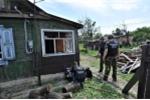 Pháo Ukraine nã vào nhà dân, Nga dọa trả đũa cứng rắn