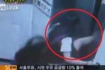 Clip: Nữ sinh bị thang máy kẹp chân, kéo lê kinh hoàng