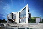 Độc đáo ngôi nhà biến đổi hình dạng theo thời tiết