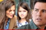 Katie Holmes nhận tiền trợ cấp 'bèo bọt' từ Tom Cruise