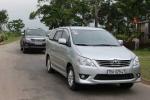 Chốt lịch xử lý xe Toyota lỗi hàng loạt tại Việt Nam