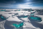 Bí ẩn núi đá quý trên mặt hồ Baikal
