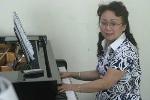 NGND Trần Thu Hà đi tìm tài năng ở Pianoclub cup