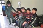 Giải cứu 28 thiếu niên vùng cao bị dụ dỗ, lừa sang Trung Quốc