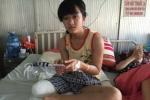 Clip: Sở Y tế Đắk Lắk xin lỗi nữ sinh bị cưa cụt chân oan