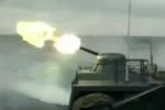 Xem chiến hạm Gepard 3.9 Việt Nam khạc lửa