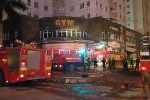 Chuông báo, vòi chữa cháy chung cư Vimeco không hoạt động
