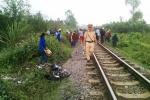 Nhân viên đường sắt ngủ quên bị tàu hỏa tông thiệt mạng