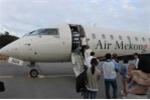 Sắp khai tử hãng hàng không Air Mekong?