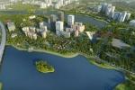 Sắp có khu đô thị lớn tại nam hồ Linh Đàm