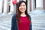 Nữ du học sinh xinh xắn mơ ước mang Harvard về quê hương