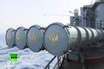 Video: Nga khoe sức mạnh tàu khu trục chống ngầm lớp Udaloy hiện đại