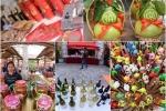 Chợ Tết Ecopark: Không gian Tết Việt đầy màu sắc