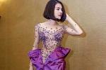 Ngân Khánh, Vân Trang chật vật với váy áo cồng kềnh