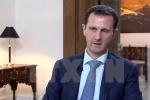 Ông Assad: Chính sách sai lầm của phương Tây sản sinh ra IS
