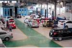 Hàng tồn đầy kho, ôtô giảm giá trăm triệu vẫn ế