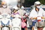 Hà Nội mưa rào, TP.HCM tiếp tục nắng nóng trên 37 độ C