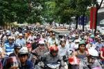 'Đại dịch ung thư' liên quan đến giao thông xe máy, GS.Hoàng Chương: 'Cấm xe máy là đúng'